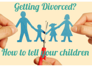 Telling Children About Divorce 2