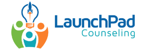 LaunchPad Counseling | Child, Family, & Adult Counseling Logo